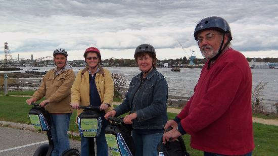 Seacoast Segway Tours: Wanted it to last longer....