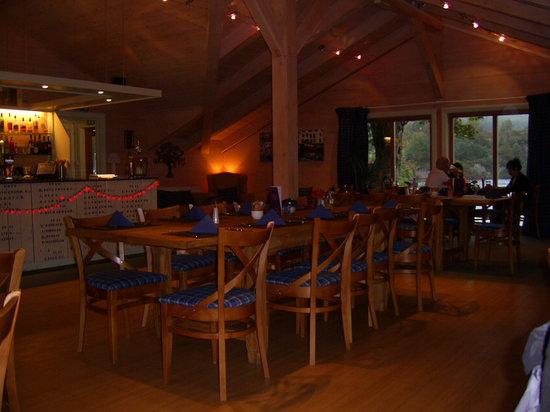The Boathouse Lochside Restaurant: Inneneinrichtung