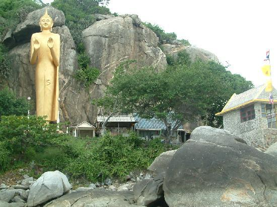 Chopsticks Hill (Khao Takiab): Bottom of Money Mountain