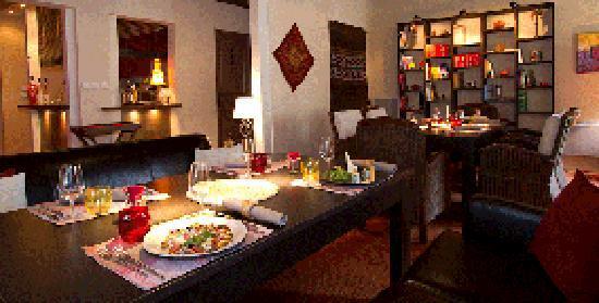 Restaurant thierry saveurs et cuisine metz for Salon saveurs
