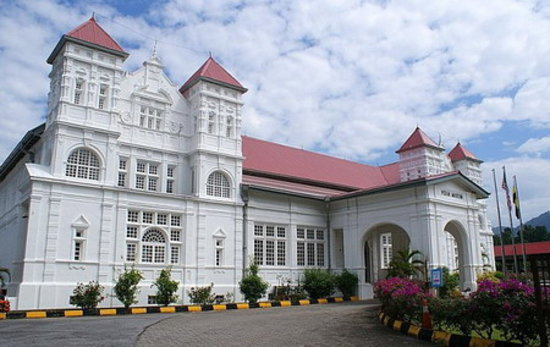 Taiping, Maleisië: A Grand Looking Museum