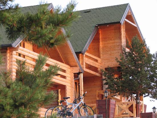 Villa Natural Wood: Villa