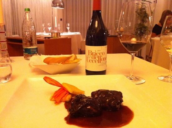 Albergo Ristorante Il Cascinalenuovo: beyond delicious : )