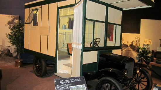Museum of Florida History : The first motor home