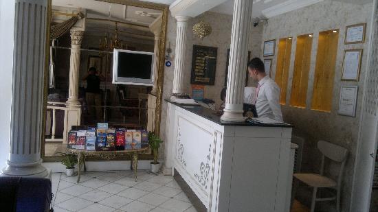 Avicenna Hotel Picture Of Istanbul Tripadvisor