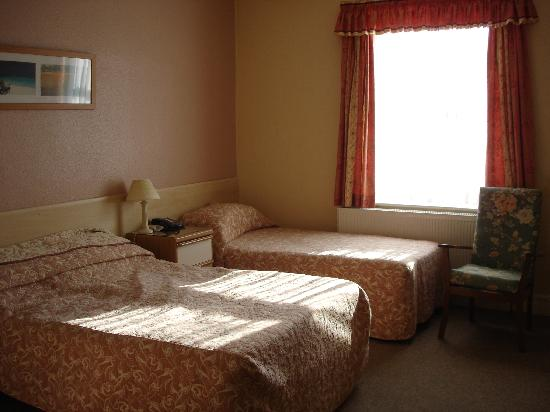 New Wilmington Hotel: our room - no. 342