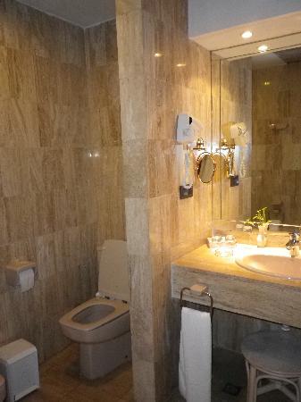 Melia Las Americas: salle de bain