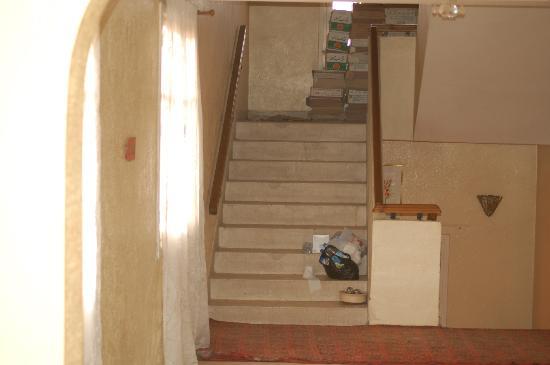 Hotel Sahara Inn : encore des ordure