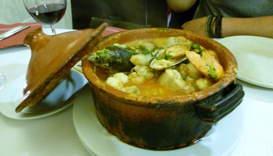 O Charco: Awesome Fish Stew