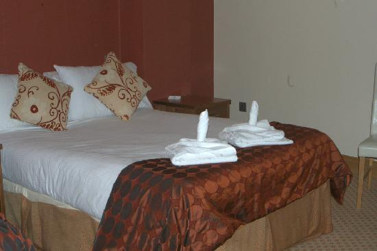 Glengarriff Park Hotel : the double in room with also single bed