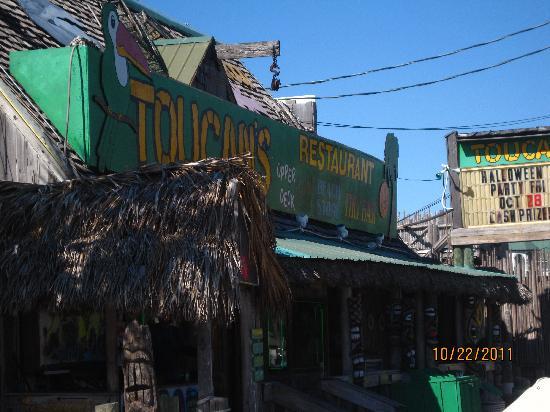 Toucan S Restaurant Mexico Beach