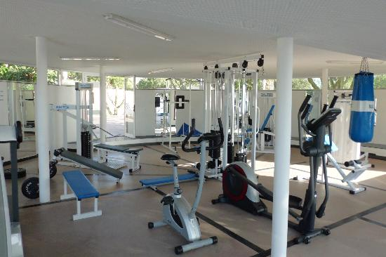 VIK Suite Hotel Risco del Gato: Gymnasium