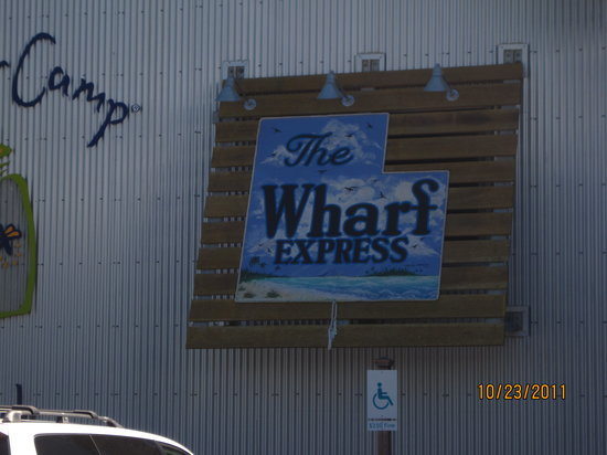 The Wharf Express - St Teresa, FL