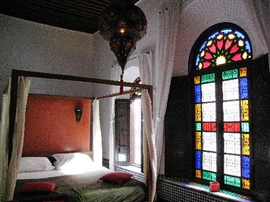Riad Tizwa Fes: Room