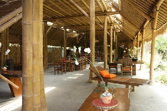 Bambu Indah: resort facilities