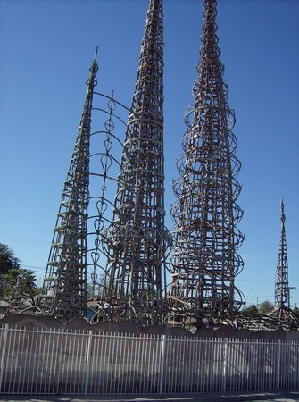 Photo of Monument / Landmark Watts Towers at 1765 East 107th St, Los Angeles, CA 90002, United States
