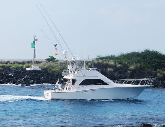 Topshape kona sports fishing kailua kona 2018 all you for Kona sport fishing