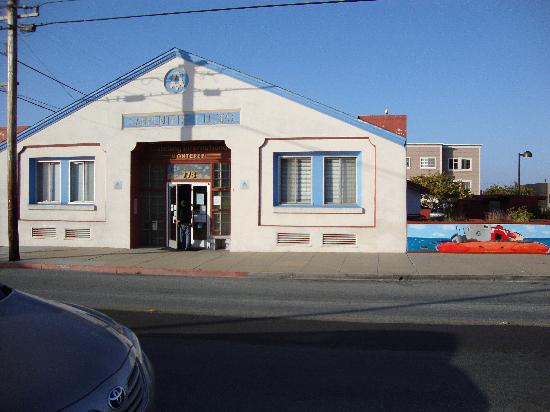 HI Monterey Hostel: hostel