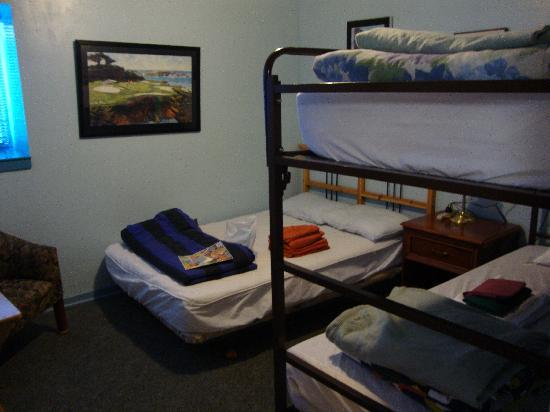 HI Monterey Hostel: hi hostel