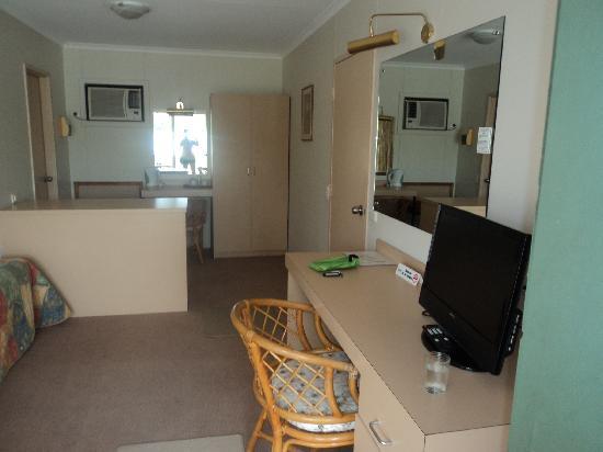 Alice Motor Inn : Great sized room