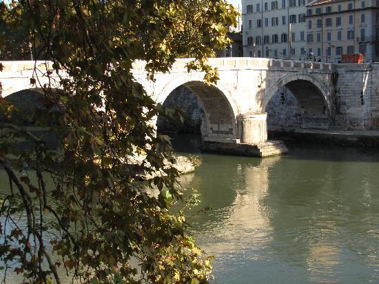 Core de Roma: Ponte Sisto