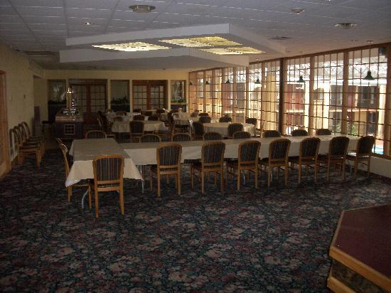 Quality Inn: meeting and banquet spaces available