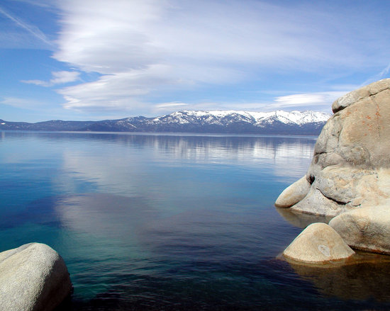 Incline Village, NV: Sand Harbor Lake Tahoe