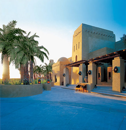 Bab Al Shams Desert Resort & Spa: Main Resort