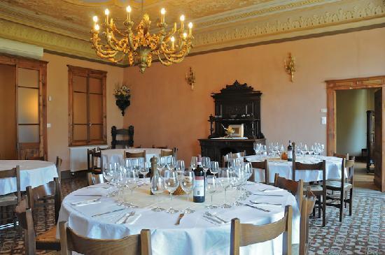 Bianzone, Italy: Sala Rittersal