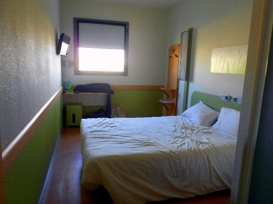 Ibis Budget Madrid Vallecas: chambre double 2 pax