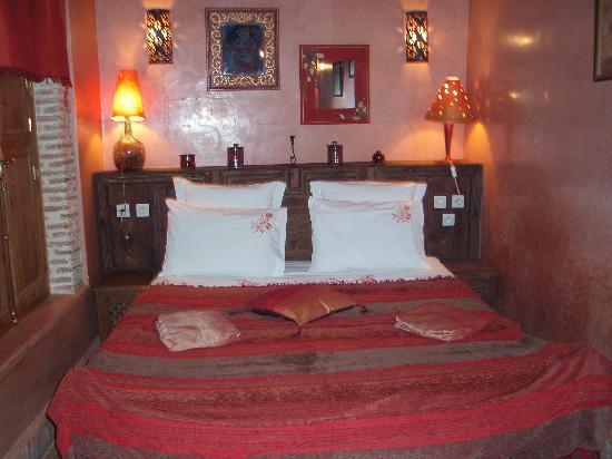 Riad Maipa: una camera