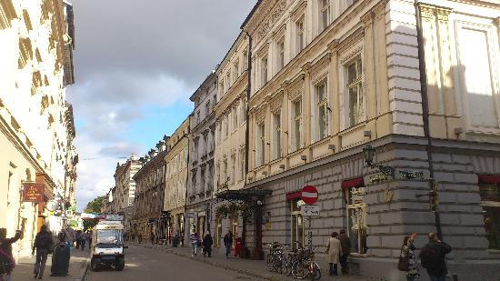 Grand Hotel Picture Of Grand Hotel Krakow Tripadvisor