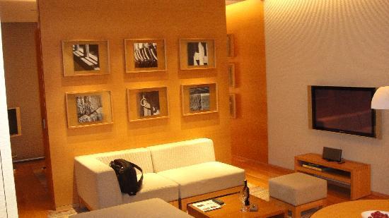 Park Hyatt Seoul: room at the Park Hyatt