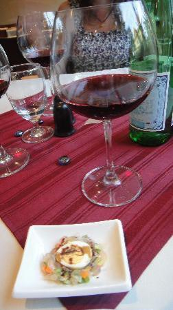 Abacus French Gastronomy: Wine