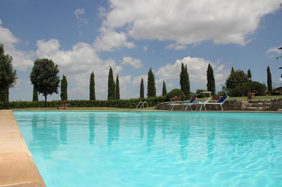 Villa Corsanello - piscina (pool)