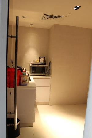 Hard Rock Hotel Singapore: kitchen