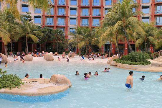 Hard Rock Hotel Singapore: kidspool