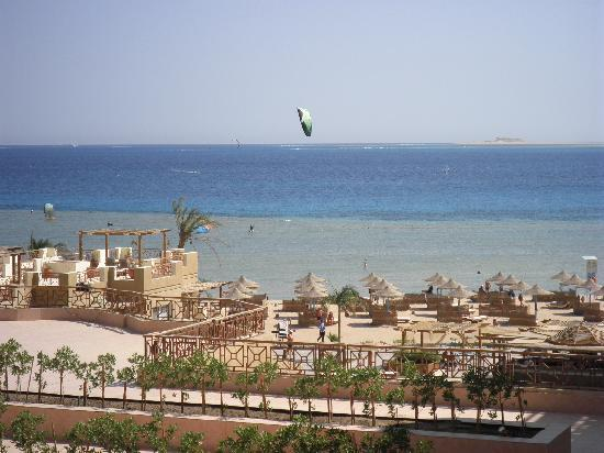Imperial Shams Resort: spiaggia