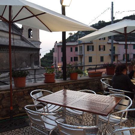 Hostel Cinque Terre: Terrace