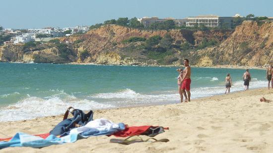 Stella Maris Hotel Apartments: Falesia beach