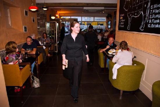 Tractors Restaurant and Bar