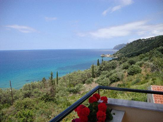 Pelagos Apartments: View from apartment