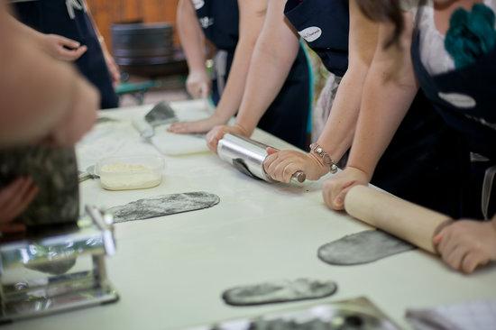 Societe Gourmet Cooking Classes: Pasta artisan class