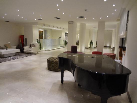 Hotel Lugano Torretta: le hall