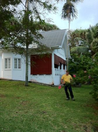 Le domaine de Bacova: villa Hugo