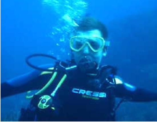 Scuba Moraira : Underwater