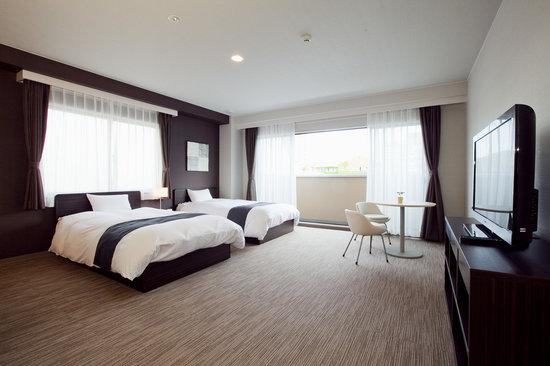 Privatestay Hotel Tachibana: 人気急上昇中のスーパーツインルーム(40㎡)
