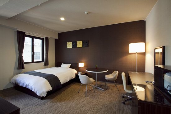 Privatestay Hotel Tachibana: ビジネスの常識を覆す30㎡広々シングルルーム