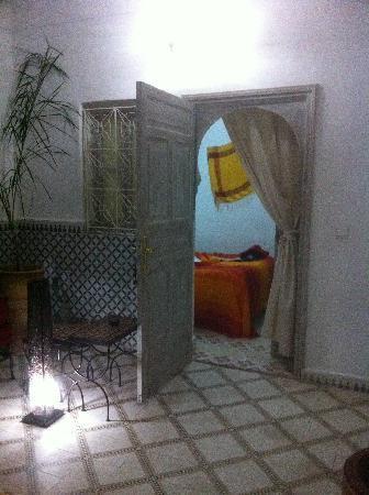Riad dar Zaynab : Une chambre