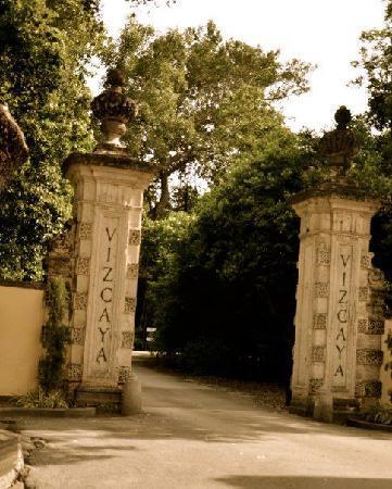 Vizcaya Museum and Gardens: La entrada del museo
